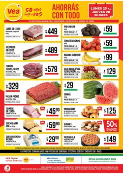 Ofertas de Hiper-Supermercados en el catálogo de Supermercados Vea en Mar del Plata ( 2 días más )