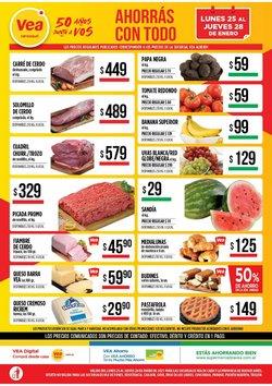 Ofertas de Hiper-Supermercados en el catálogo de Supermercados Vea en Florencio Varela ( Caduca mañana )