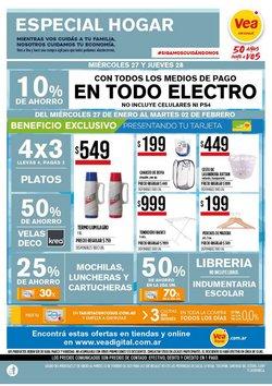 Catálogo Supermercados Vea en Libertador General San Martín (Jujuy) ( Caduca hoy )