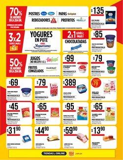 Ofertas de Galletas saladas en Supermercados Vea