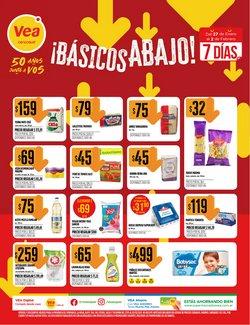 Catálogo Supermercados Vea en Libertador General San Martín (Jujuy) ( Publicado hoy )