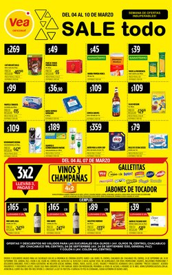 Catálogo Supermercados Vea ( 2 días más )