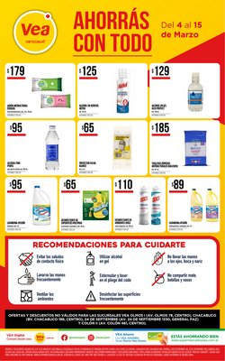 Catálogo Supermercados Vea ( 3 días publicado )