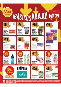 Ofertas de Hiper-Supermercados en el catálogo de Supermercados Vea en Lanús ( Caduca mañana )