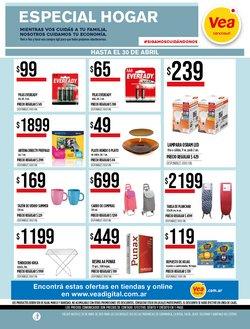 Catálogo Supermercados Vea ( 17 días más )