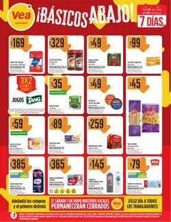 Catálogo Supermercados Vea ( Vencido)