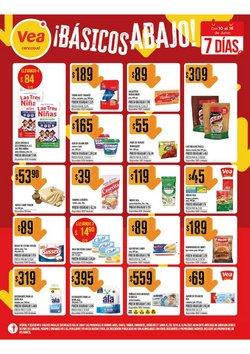 Ofertas de Supermercados Vea en el catálogo de Supermercados Vea ( 2 días más)