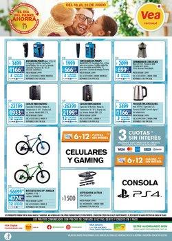Catálogo Supermercados Vea ( 6 días más)