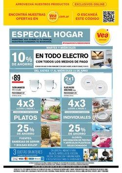 Ofertas de Supermercados Vea en el catálogo de Supermercados Vea ( Vence mañana)