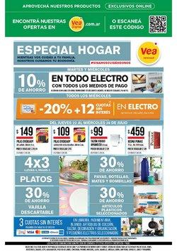 Ofertas de Hiper-Supermercados en el catálogo de Supermercados Vea ( 3 días más)