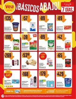 Ofertas de Hiper-Supermercados en el catálogo de Supermercados Vea ( Publicado ayer)