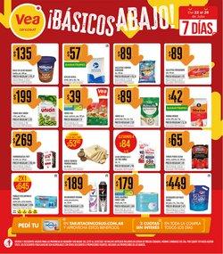 Catálogo Supermercados Vea ( Publicado ayer)