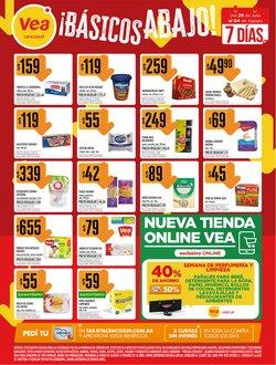 Ofertas de Supermercados Vea en el catálogo de Supermercados Vea ( 3 días más)