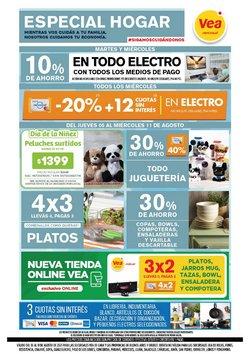 Ofertas de Supermercados Vea en el catálogo de Supermercados Vea ( Publicado ayer)