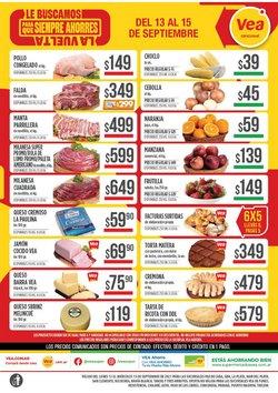Ofertas de Supermercados Vea en el catálogo de Supermercados Vea ( Vencido)
