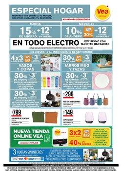 Ofertas de Supermercados Vea en el catálogo de Supermercados Vea ( Publicado hoy)