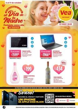 Ofertas de Hiper-Supermercados en el catálogo de Supermercados Vea ( Vence mañana)
