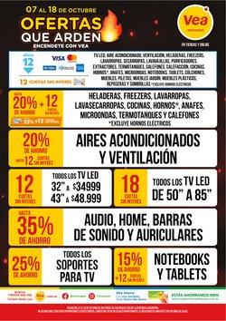 Ofertas de Hiper-Supermercados en el catálogo de Supermercados Vea ( 2 días más)