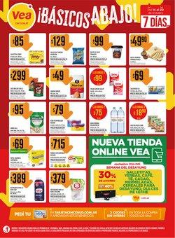 Ofertas de Hiper-Supermercados en el catálogo de Supermercados Vea ( 4 días más)