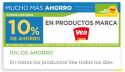 Ofertas de Supermercados Vea  en el folleto de Castelar