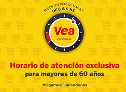 Cupón Supermercados Vea en Santiago del Estero ( 2 días más )