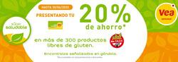 Cupón Supermercados Vea en Cipolletti ( 26 días más )