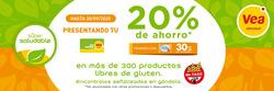 Cupón Supermercados Vea en Mendoza ( Caduca hoy )