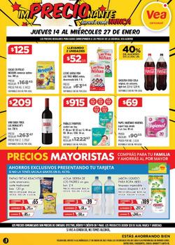 Cupón Supermercados Vea en San Luis ( 2 días más )