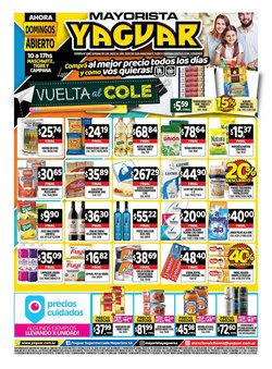 Ofertas de Flash en Supermercados Yaguar