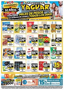 Ofertas de Ala en Supermercados Yaguar