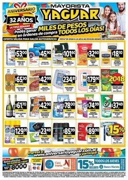 Cat谩logo Supermercados Yaguar ( Publicado hoy)