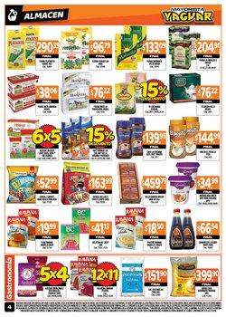 Ofertas de Duraznos en Supermercados Yaguar