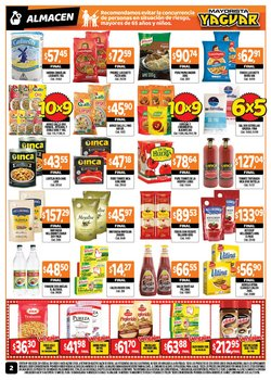Ofertas de Arroz en Supermercados Yaguar
