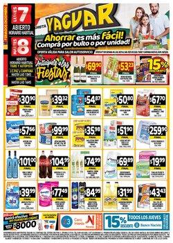 Catálogo Supermercados Yaguar en Gregorio de Laferrere ( Caduca hoy )