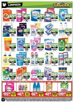 Ofertas de Detergente en Supermercados Yaguar
