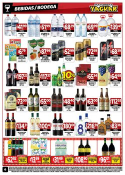 Ofertas de Fernet en Supermercados Yaguar