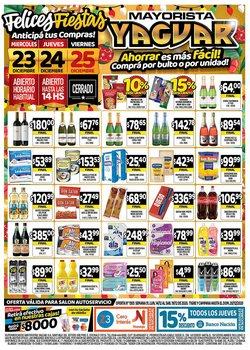 Catálogo Supermercados Yaguar en Caseros ( Caducado )