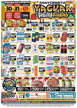 Catálogo Supermercados Yaguar en San Fernando ( Caducado )