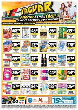 Catálogo Supermercados Yaguar en Mar del Plata ( Caducado )