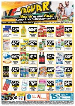 Catálogo Supermercados Yaguar en Salta ( Caducado )