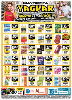 Catálogo Supermercados Yaguar en Mar del Plata ( 2 días más )