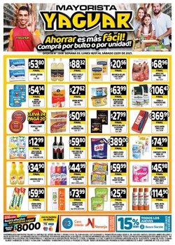 Ofertas de Hiper-Supermercados en el catálogo de Supermercados Yaguar en Bahía Blanca ( Caduca hoy )