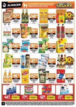 Ofertas de Estee Lauder en Supermercados Yaguar