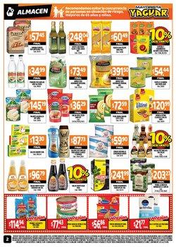 Ofertas de Puré en Supermercados Yaguar
