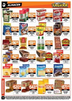 Ofertas de Flan en Supermercados Yaguar