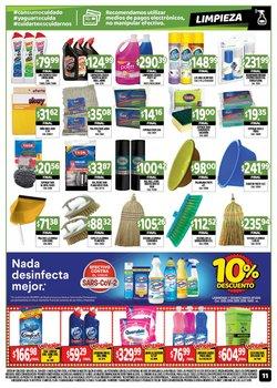 Ofertas de Desinfectante en Supermercados Yaguar