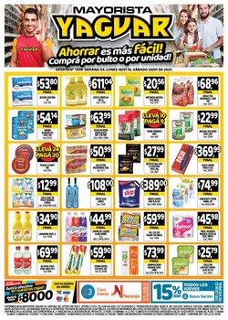 Ofertas de Quesos en Supermercados Yaguar