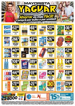 Catálogo Supermercados Yaguar en Mendoza ( Publicado ayer )