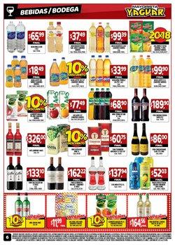 Ofertas de Vodka en Supermercados Yaguar