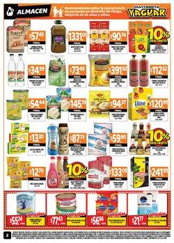 Ofertas de Pureza en Supermercados Yaguar